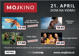 moj kino april